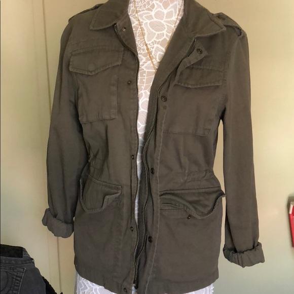 Jacket Topman Military Jackets Coats Utility Poshmark amp; Style YwgqY